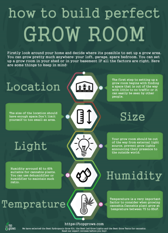Built a Perfect Grow Room