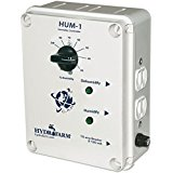 CAHUM1 15 Amp 120 VAC Humidity Controller