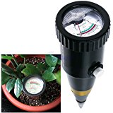 Kope Soil PH Level Moisture Light Meter