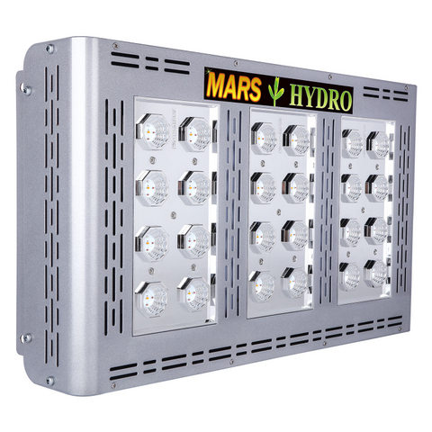 Mars Hydro Pro II Series - Best Led Grow Light Review