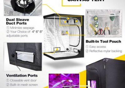 ipower grow tent review