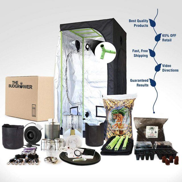 best hydroponic grow kit review