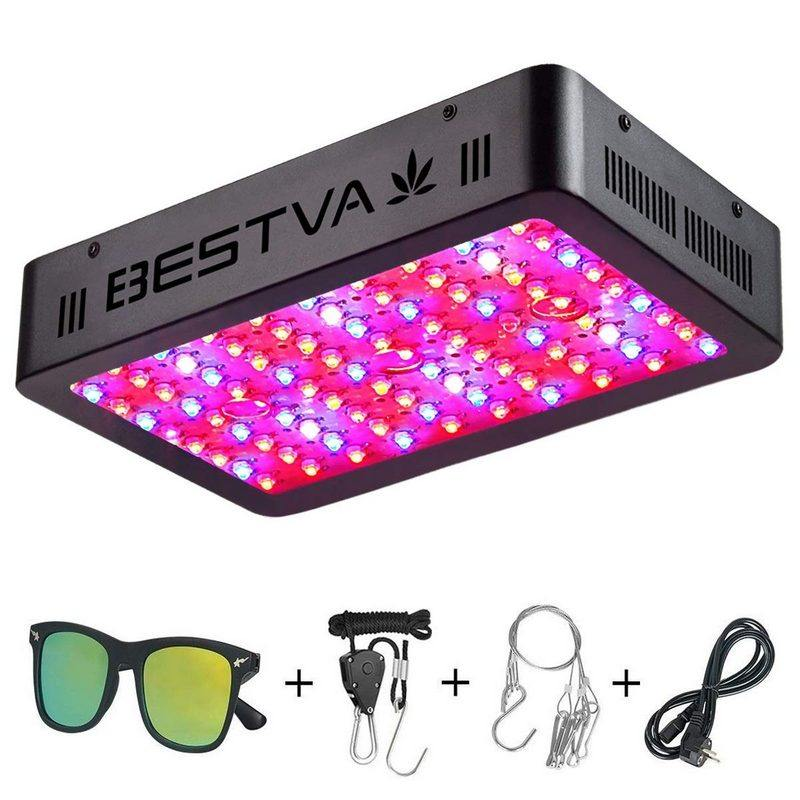 BESTVA Best LED Grow Light