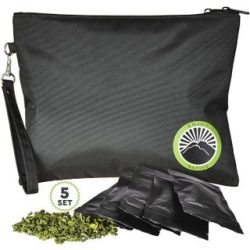 Smell Proof Bag - Odor Proof Bag
