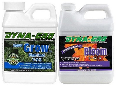 Dyna-Gro Liquid Grow & Liquid Bloom