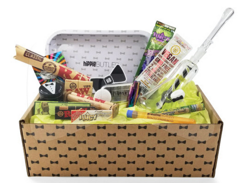 hippie butler subscription box