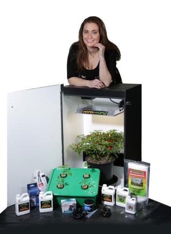 Grandma's Secret Garden 6.0 automated grow box