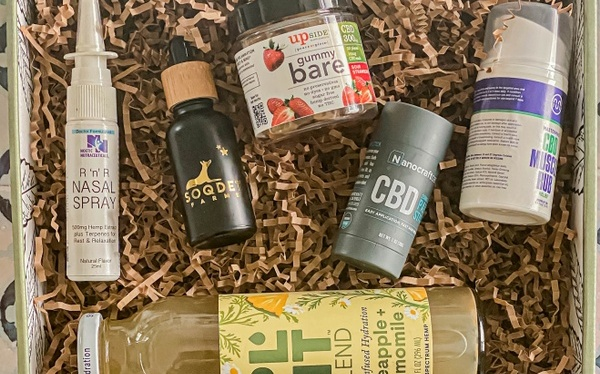 best cbd subscription box