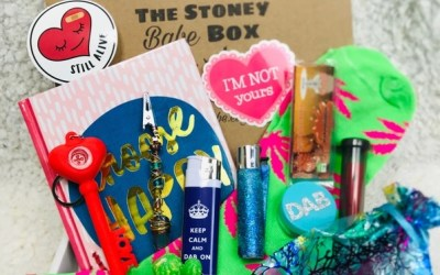 The Stoney Babe Subscription Box Review | The Best 420 Box for Her