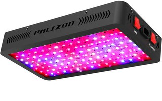 Phlizon Newest 1200W LED indoor Grow Light
