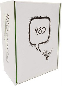 420 The Weed card Party Game