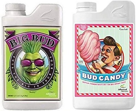 Advanced Nutrients Big Bud and Bud Candy Bundle