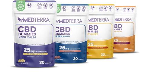 Medterra CBD gummies