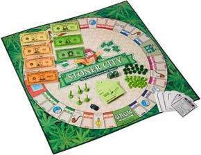 Stonerware Stoner City Board Game