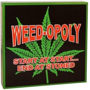 Weed-Opoly weed games