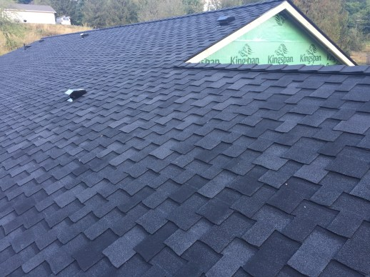 Residential Home with a Composition Roof