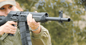 Saiga 12K Semi-auto Combat Shotgun