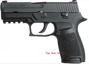 Sig Sauer P250 Compact 9mm - IOP - Top Gun Supply