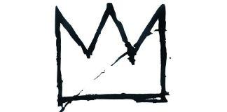 God Save The King - Corona Basquiat