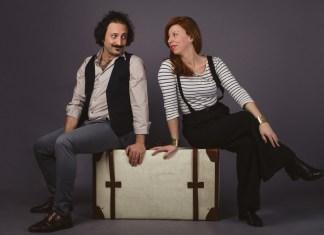 Elisabetta Carosio e Gabriele Genovese - piccola