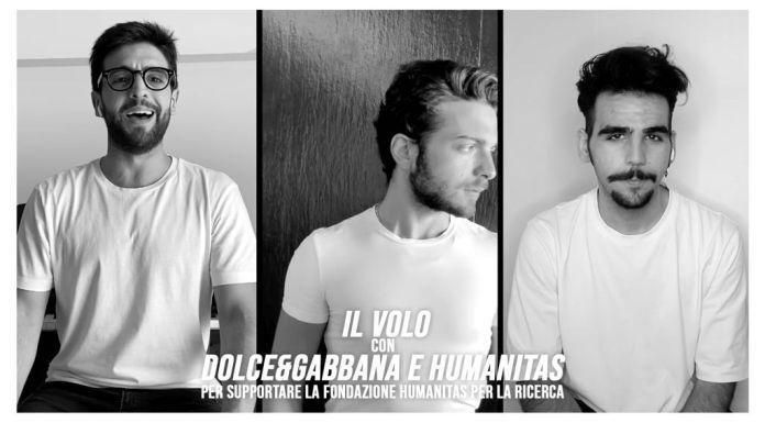 Il Volo_Dolce&Gabbana