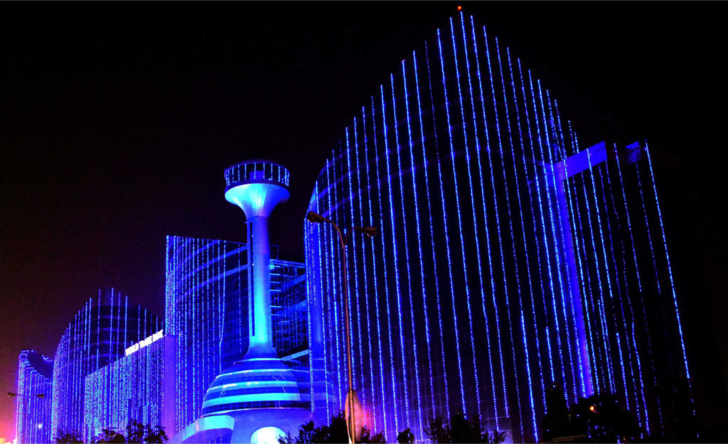 World trade park, Jaipur