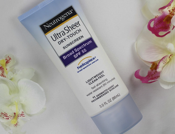 Ultra Sheer Sunscreen