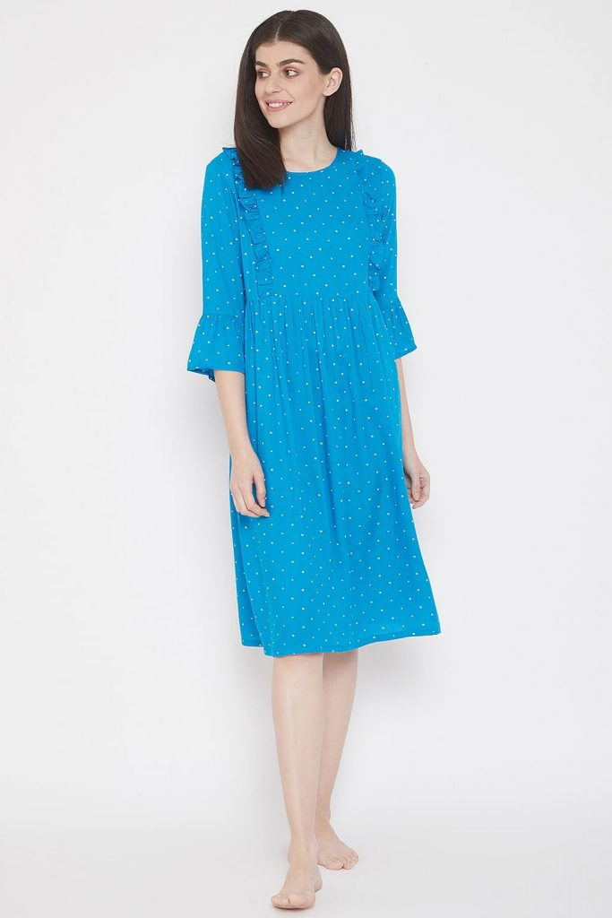clovia- Night dresses - tophatlifestyle07