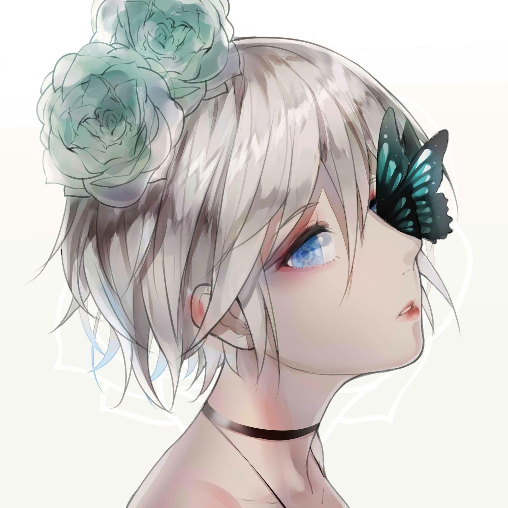 Top hình nền anime girl cá tính lạnh lùng vô cảm đẹp nhất