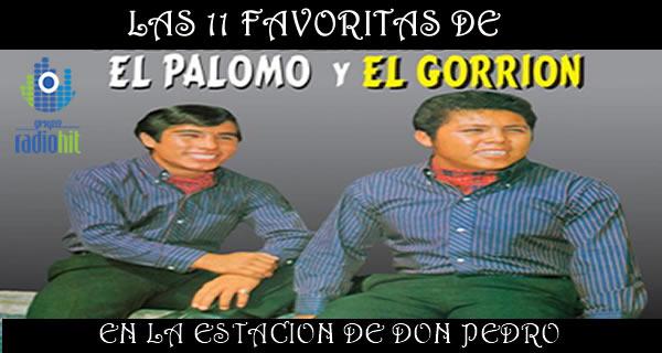 Palomo y Gorrion