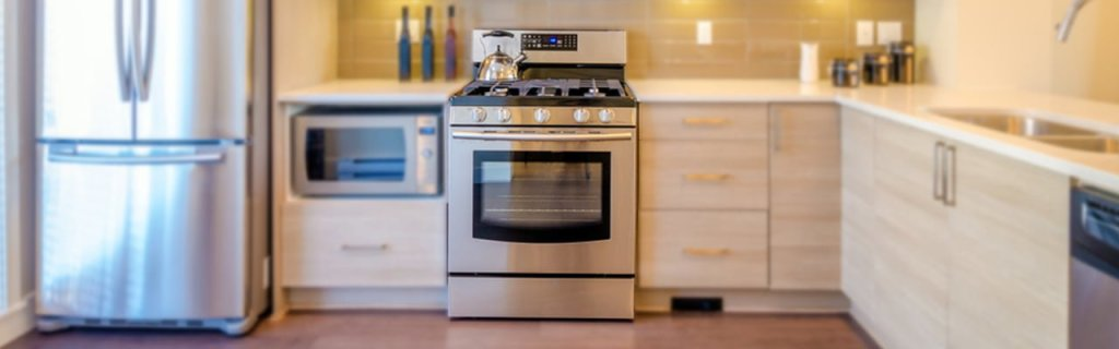 professional gas ranges