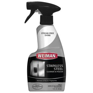 Weiman Stainless Steel Cleaner and Polish Trigger Spray