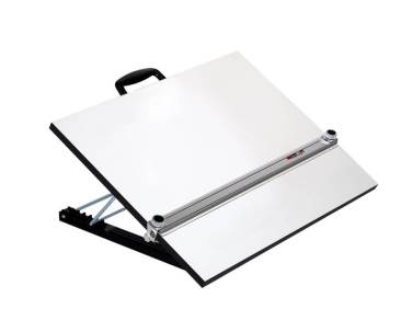 Martin Pro-Draft Deluxe Adjustable Angle Parallel Drawing Board