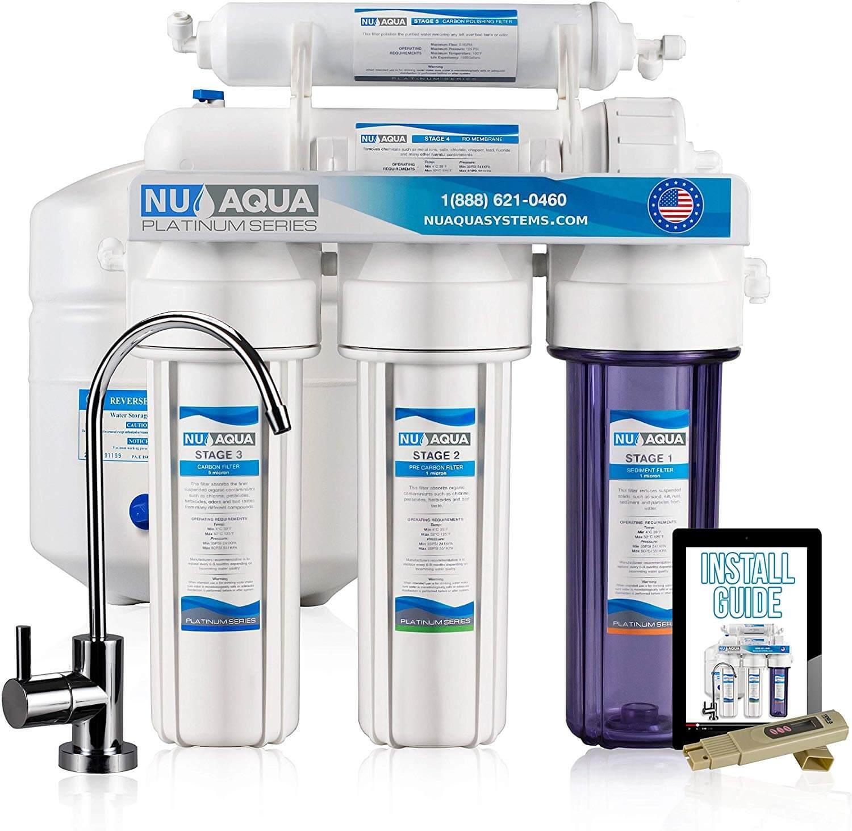 NU Aqua Platinum Series Deluxe High Capacity