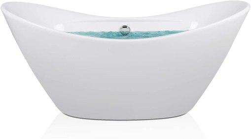 AKDY 67 Bathroom Smooth Glossy Acrylic