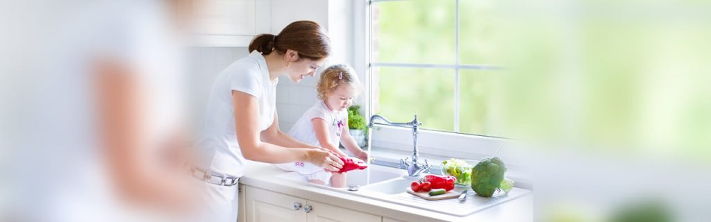 How to Adjust Temperature on Touchless Kitchen Faucets?