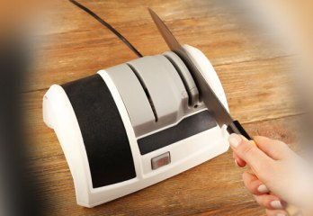 How to use Electric Knife Sharpener