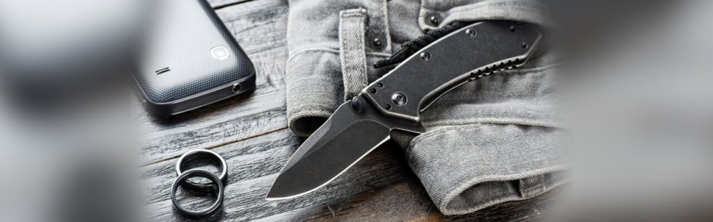 Top 10 Reasons to Carry a pocket knife