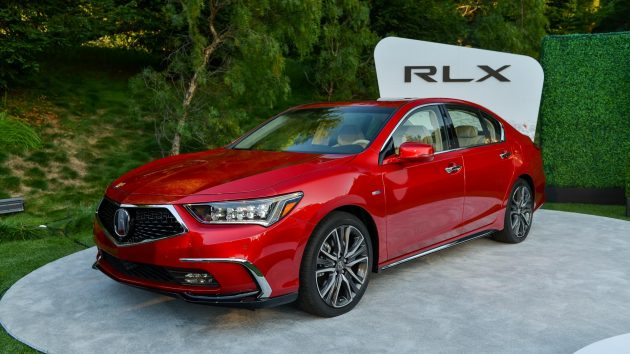 2018 Acura Rlx Sport Hybrid Review Specs Price Release Date