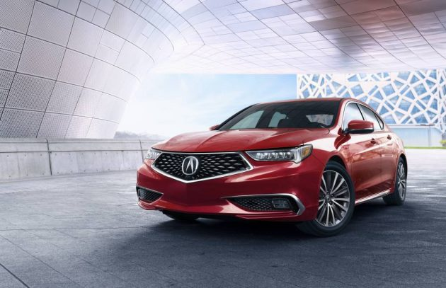 2018 Acura TLX Redesign Specs Price Release Date Engine