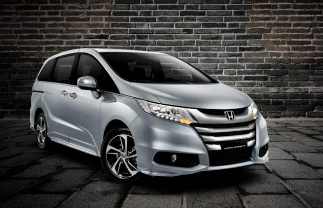 2018 Honda Odyssey Release Date Price Interior Changes Specs
