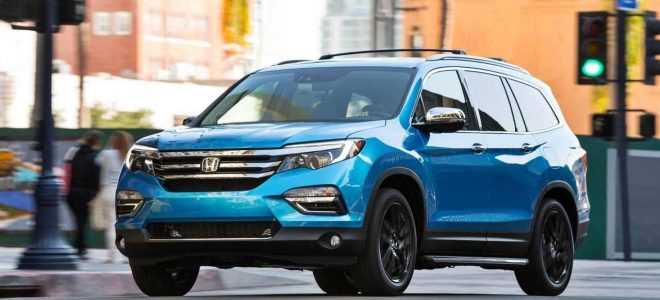 2018 Honda Pilot Release Date Price Changes Specs