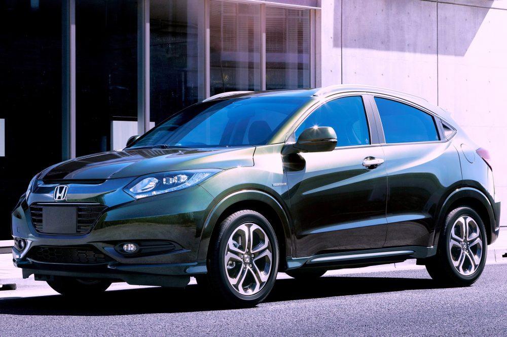 2019 Honda Hrv Redesign Changes Interior Price Release Date