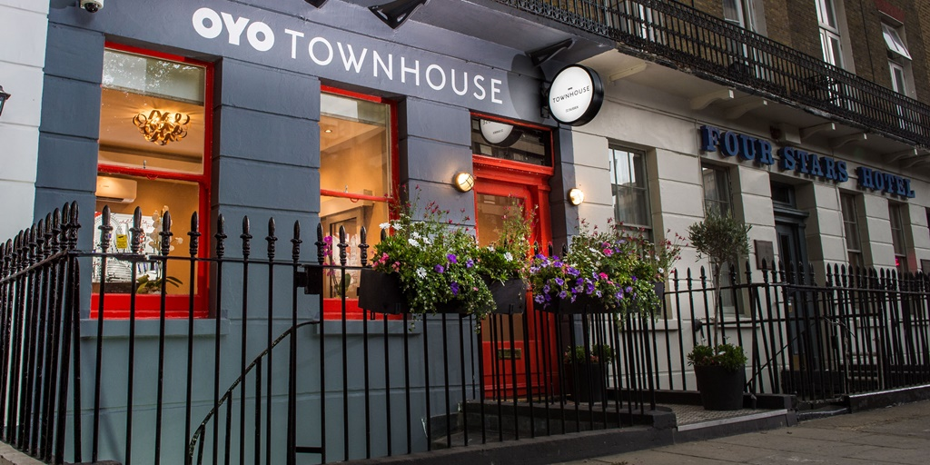 Oyo claims it is world's third largest hotel company