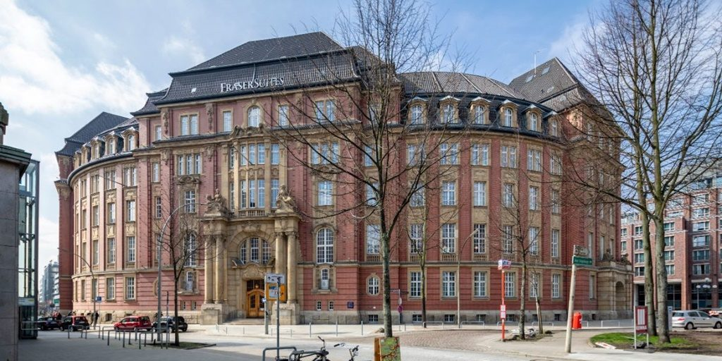 New levels of luxury: Fraser Suites launches in Hamburg, Germany [Infographic]