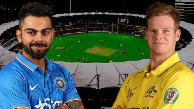 india vs australia 2017 odi सीरिज़ पर भारत की 3-0 से बढ़त,जीत ली Ind vs Aus ODI series