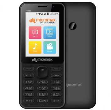 Micromax Bharat 1 4G VoLTE feature phone launched tophunt