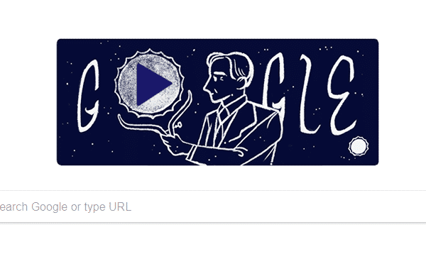 Google Doodle Celebrates Birthday Of 'Starman' Subrahmanyan Chandrasekhar