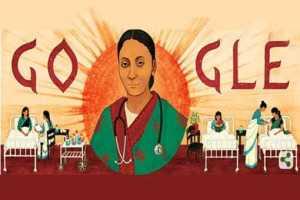 Rukhmabai: Google ने जन्मदिन पर बनाया खास Doodle | Rukhmabai in Hindi