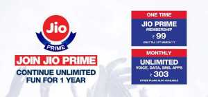 Jio Prime membership end on 31 March 2018, What Next?